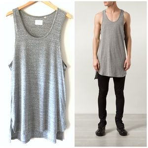 FOG Fear of God | Grey Tank First Collection Large